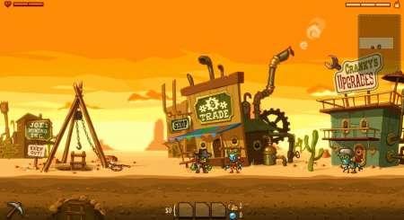 SteamWorld Dig 1