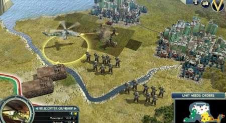 Civilization V GOTY Edition 1550