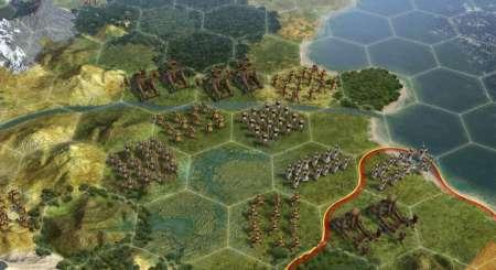Civilization V GOTY Edition 1551