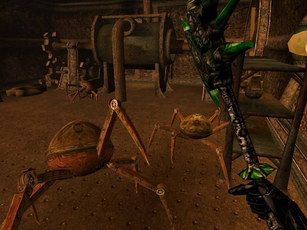 The Elder Scrolls III Morrowind Game of the Year Edition 7