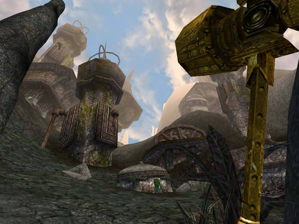 The Elder Scrolls III Morrowind Game of the Year Edition 9