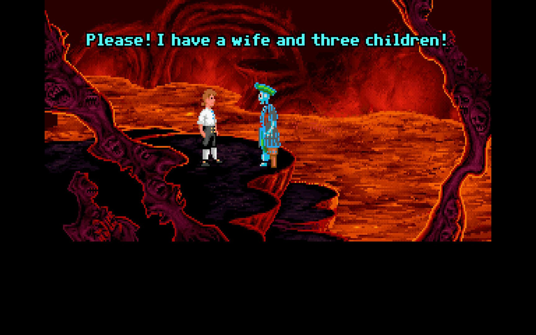 The Secret of Monkey Island Special Edition 13