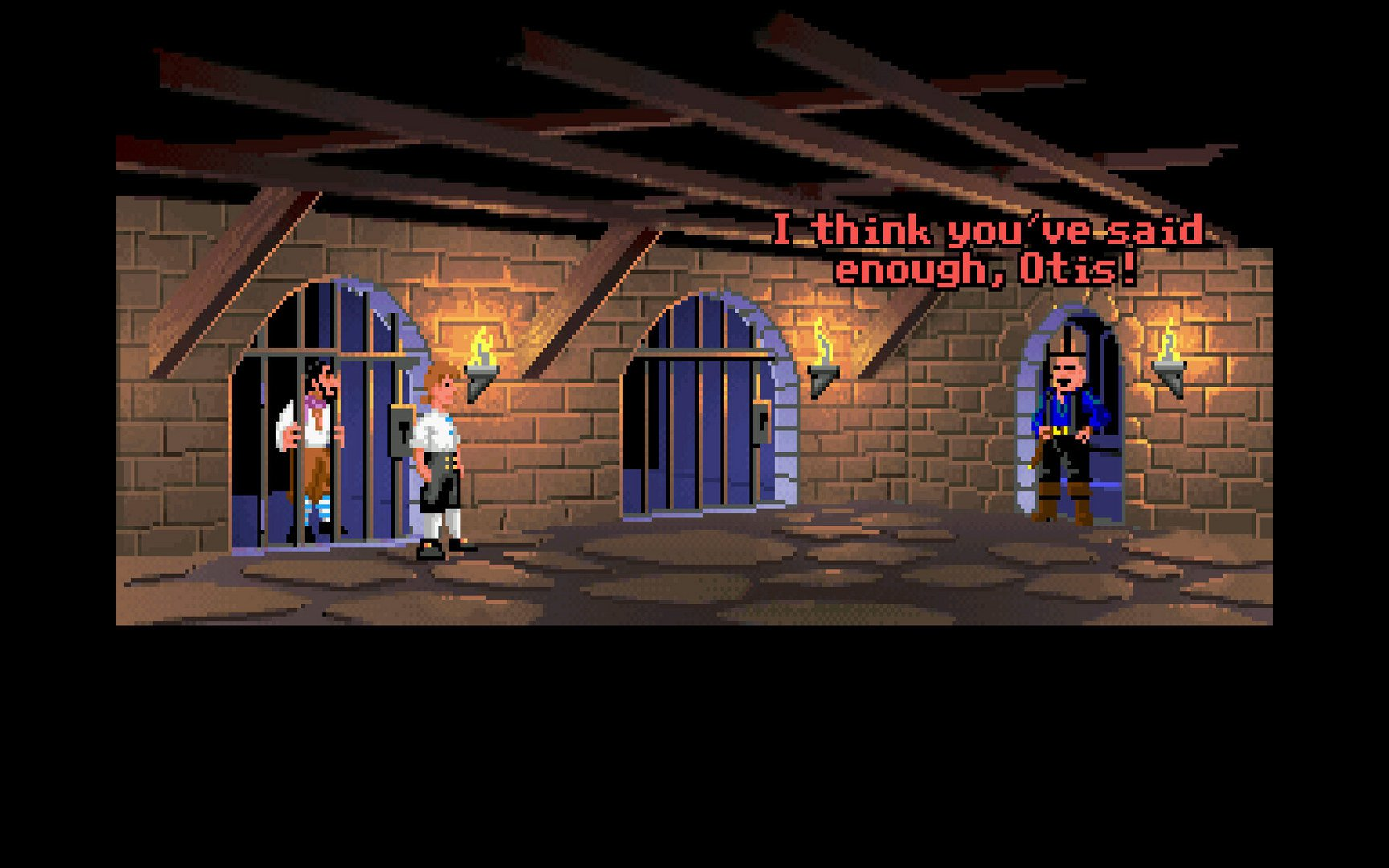 The Secret of Monkey Island Special Edition 15
