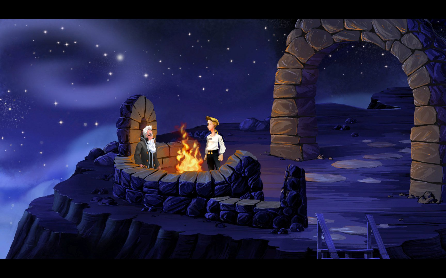The Secret of Monkey Island Special Edition 16