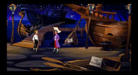 The Secret of Monkey Island Special Edition 2