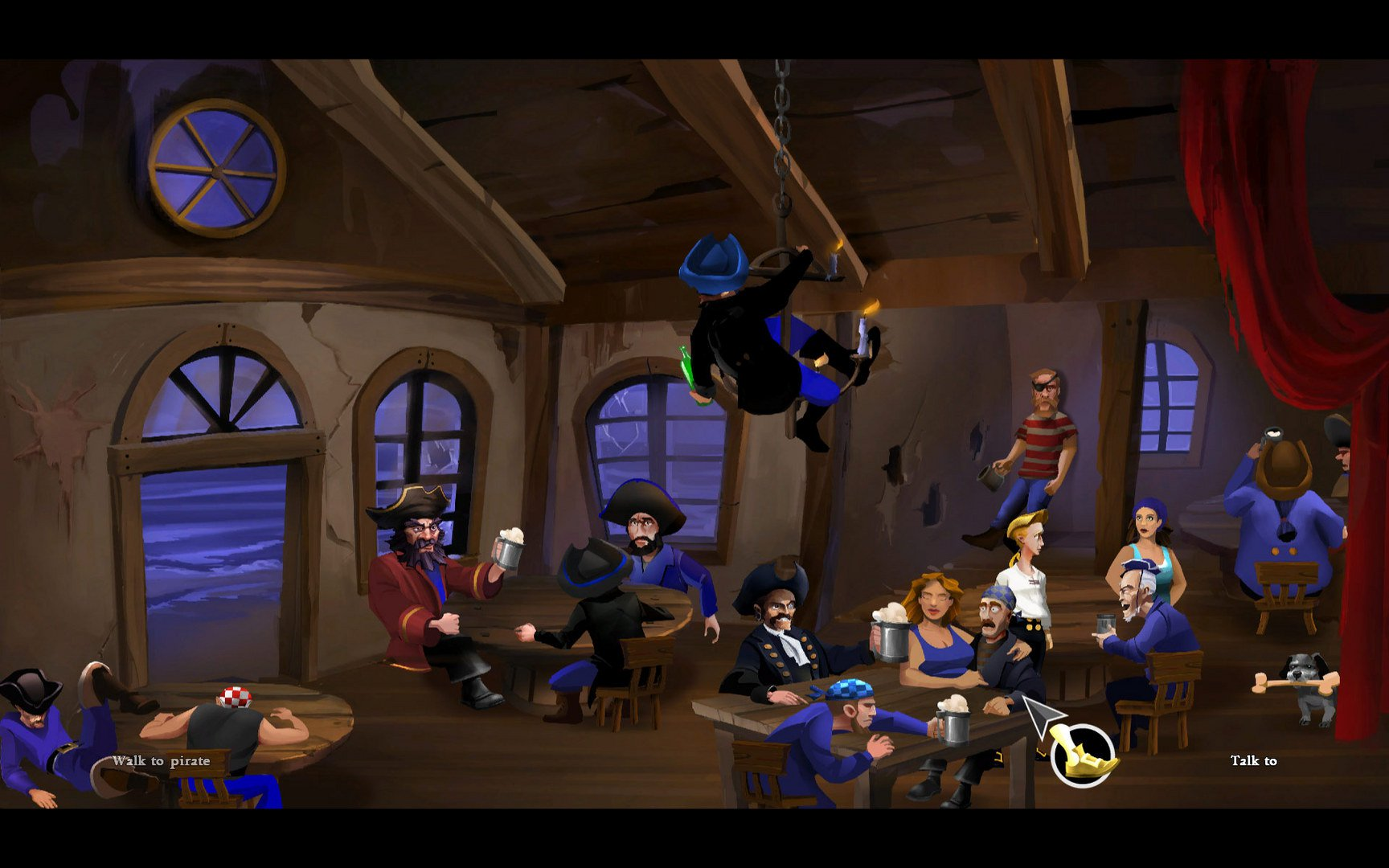 The Secret of Monkey Island Special Edition 6