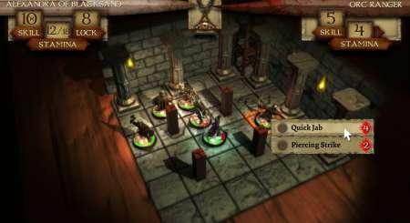 The Warlock of Firetop Mountain 1