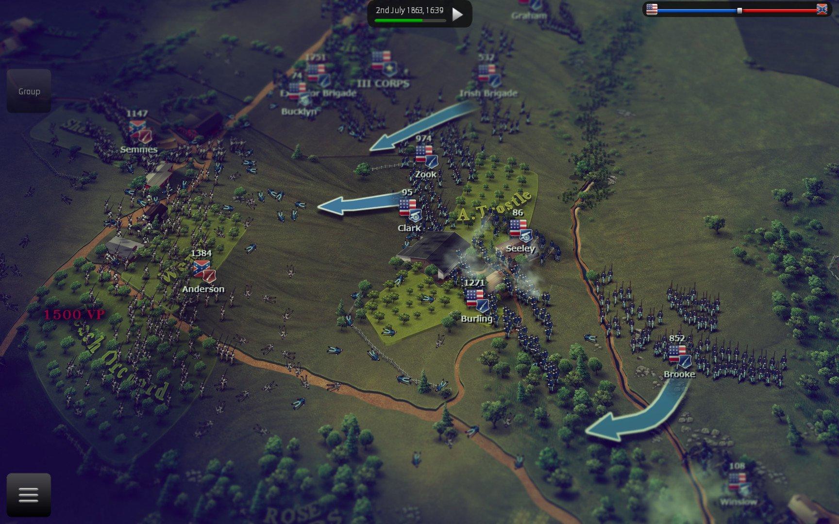 Ultimate General Gettysburg 11
