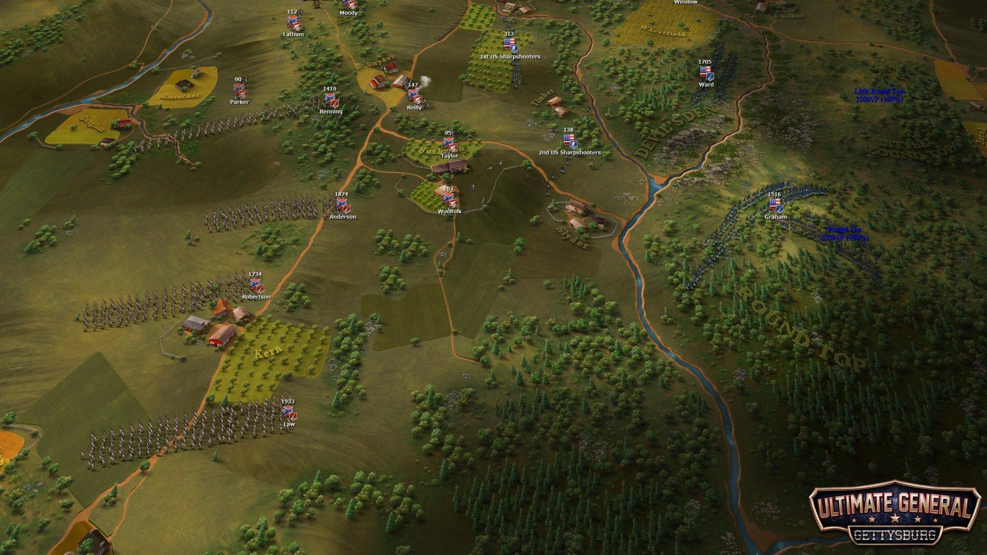 Ultimate General Gettysburg 12