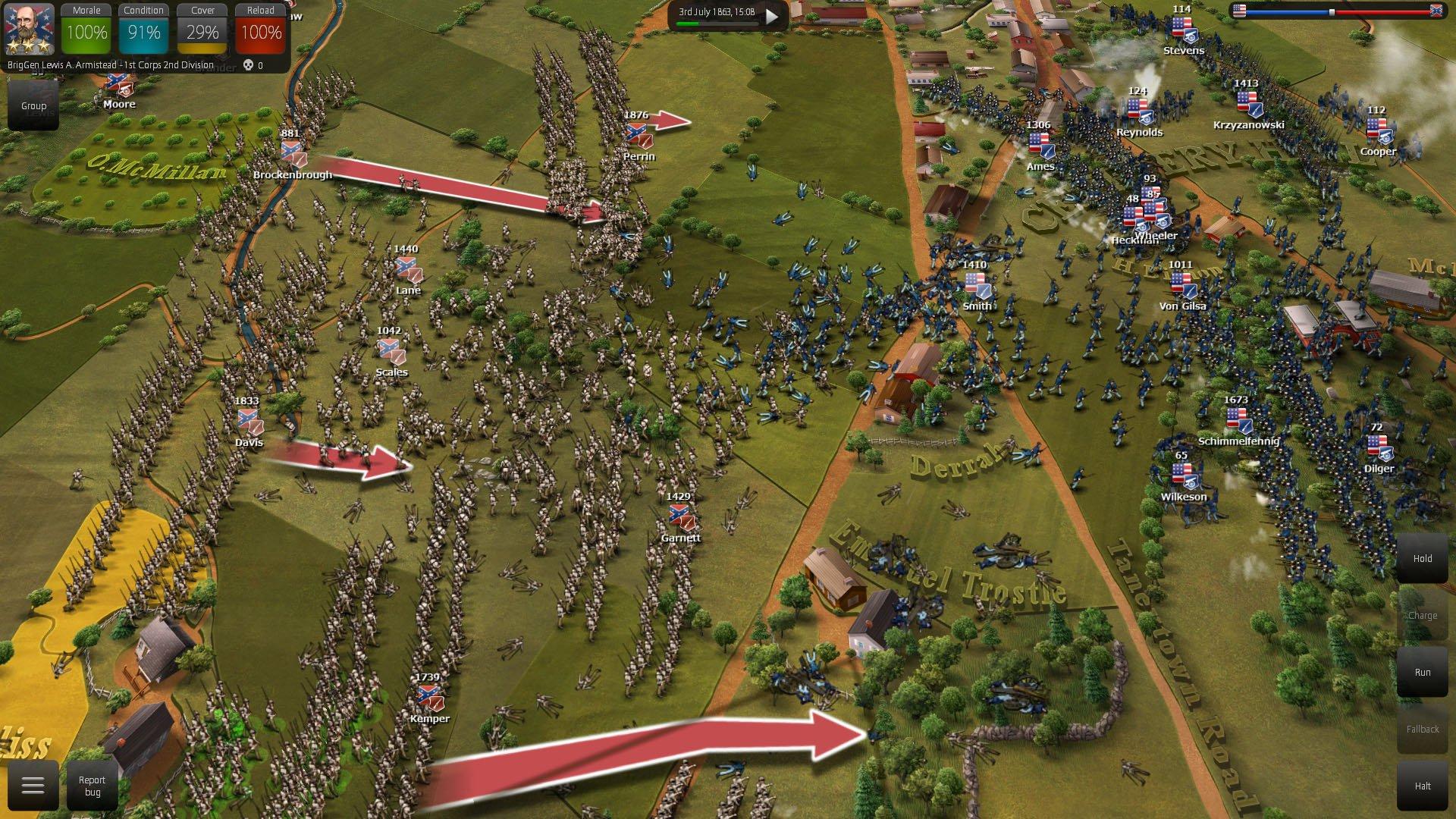 Ultimate General Gettysburg 14