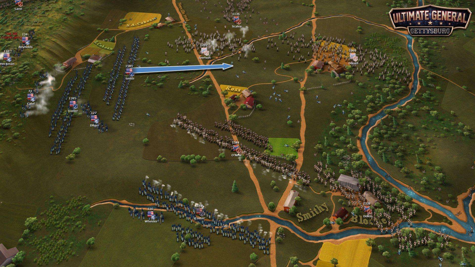 Ultimate General Gettysburg 17