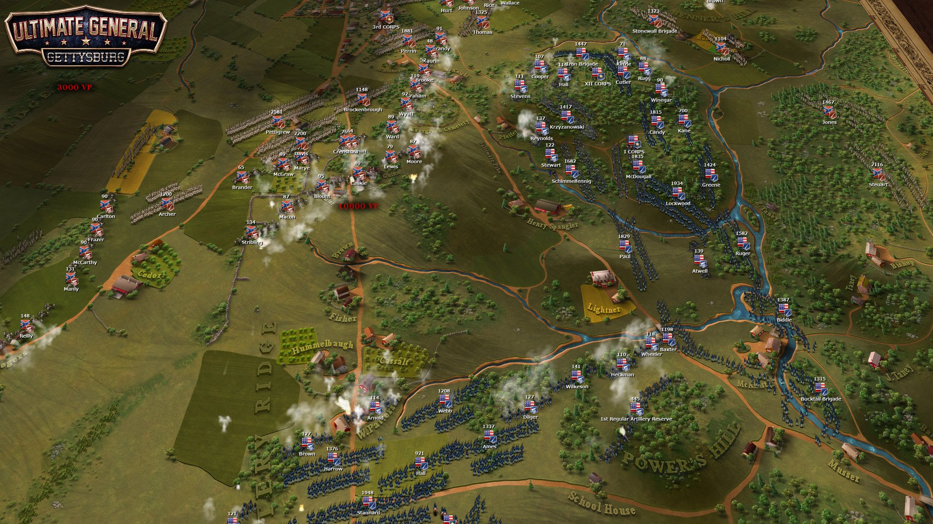 Ultimate General Gettysburg 19