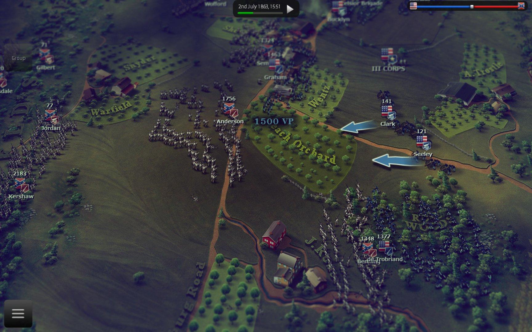 Ultimate General Gettysburg 6