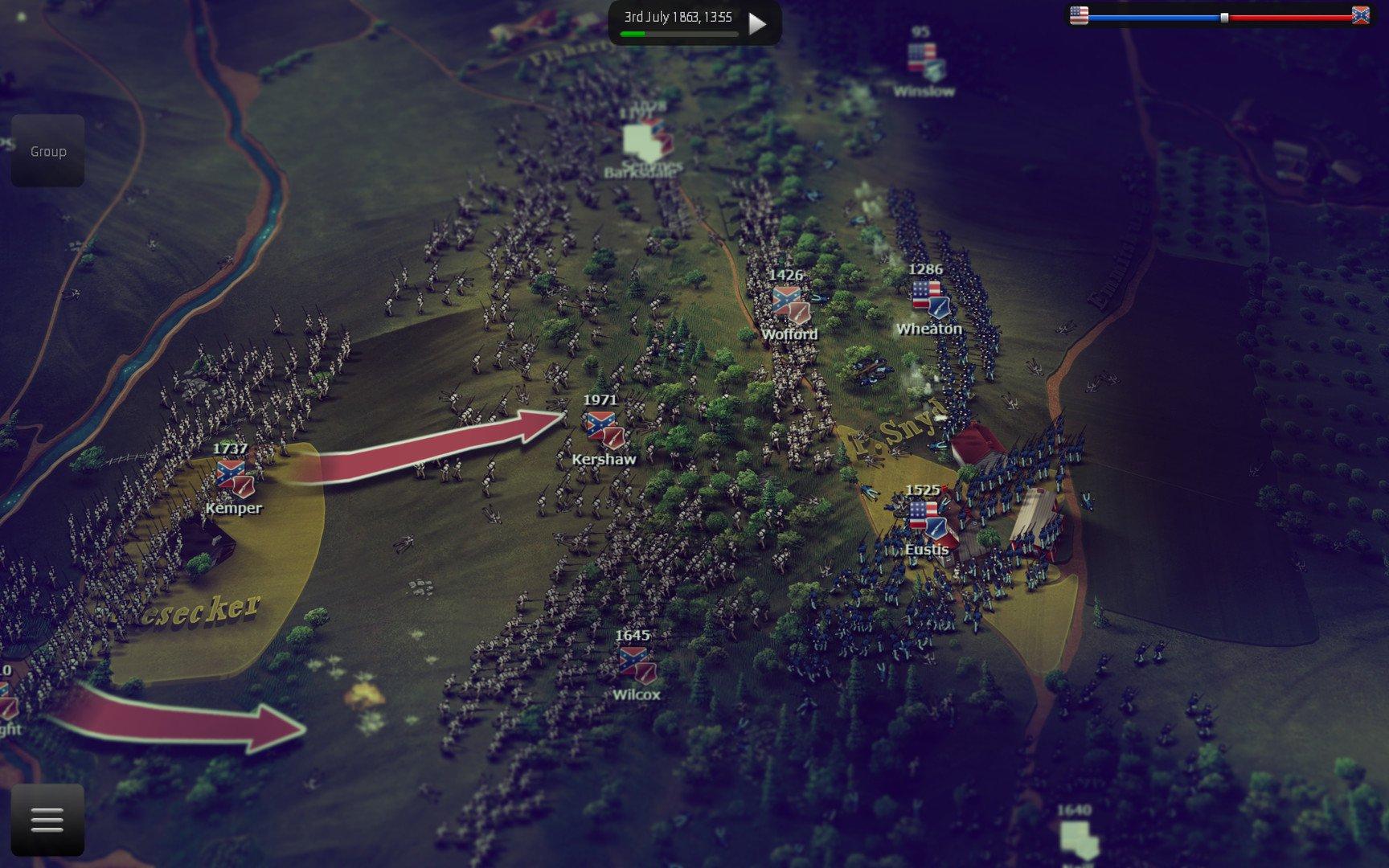 Ultimate General Gettysburg 8
