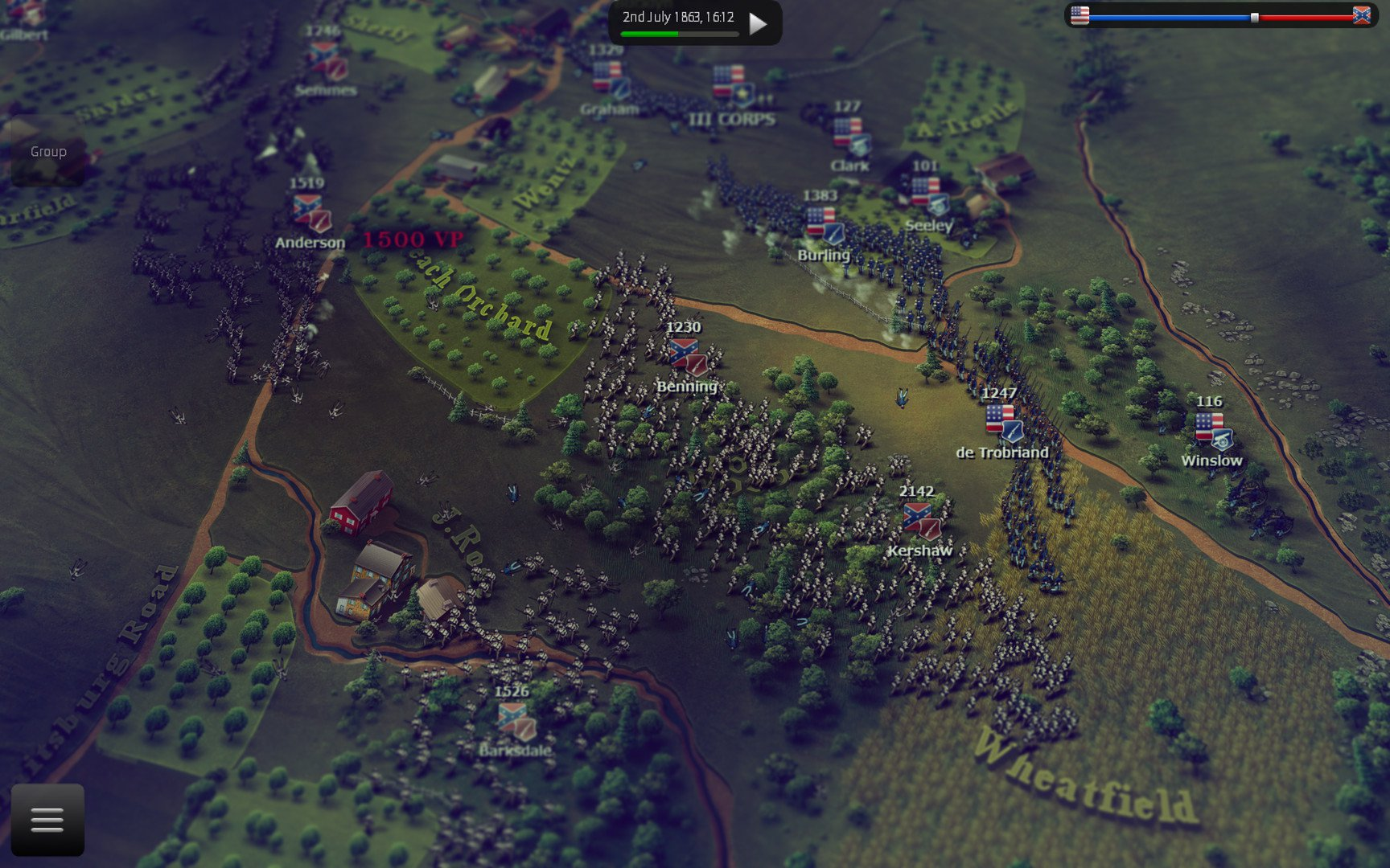 Ultimate General Gettysburg 9