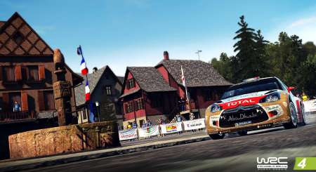 World Rally Championship 4 | WRC 4 3