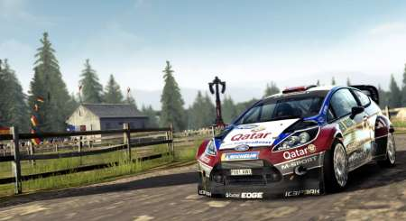 World Rally Championship 4 | WRC 4 8