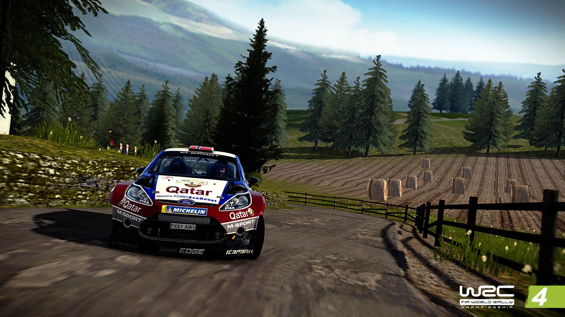World Rally Championship 4 | WRC 4 5