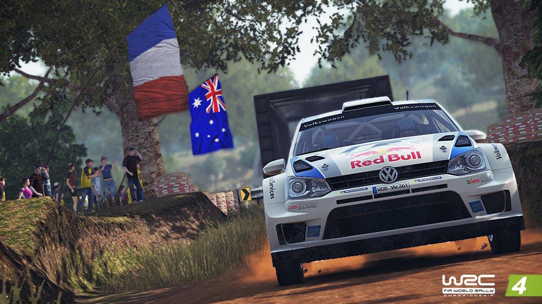 World Rally Championship 4 | WRC 4 6