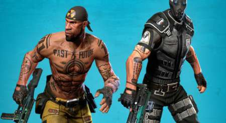 Brink Fallout/SpecOps Combo Pack 1