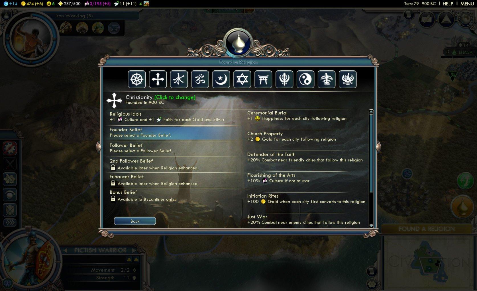 Civilization V Gods and Kings 3