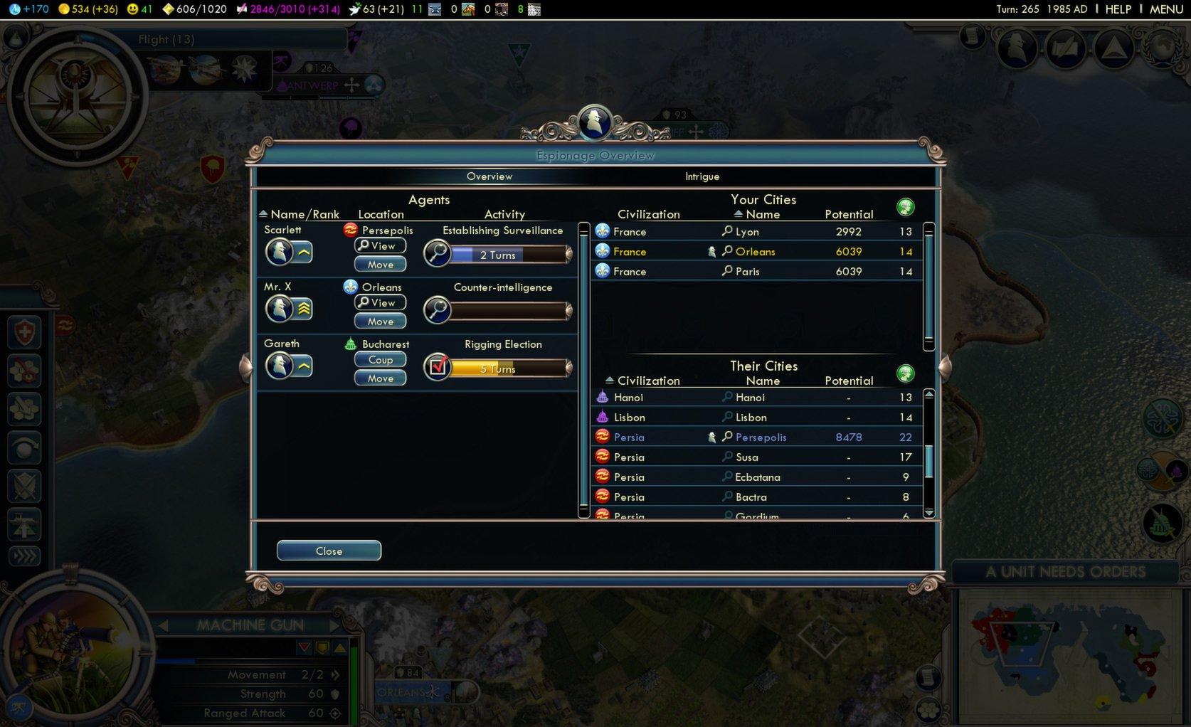 Civilization V Gods and Kings 4