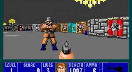Wolfenstein 3D 4