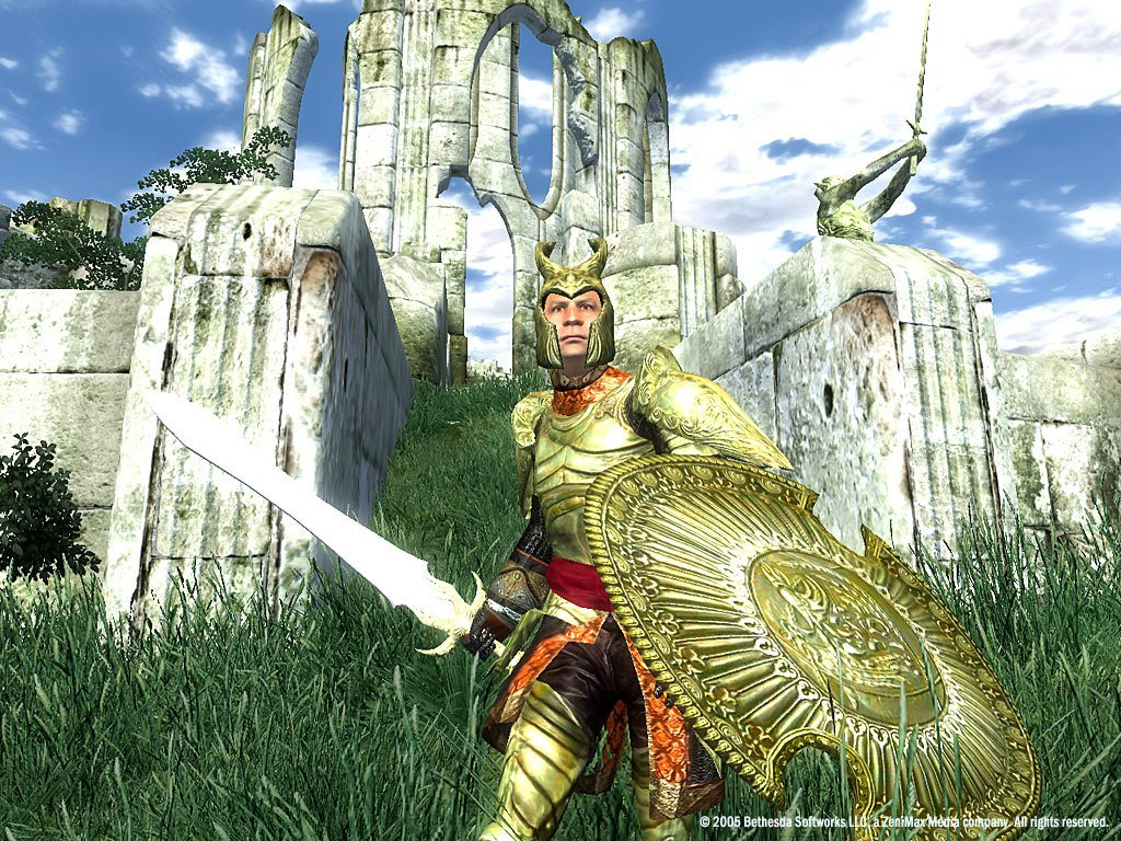 The Elder Scrolls IV Oblivion Game of the Year Edition Deluxe 11