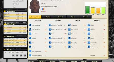 Basketball Pro Management 2014 3