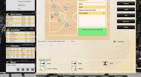 Basketball Pro Management 2014 5