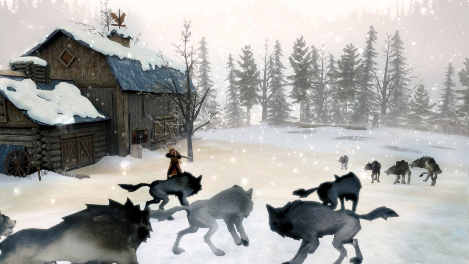 Sang-Froid Tales of Werewolves 1