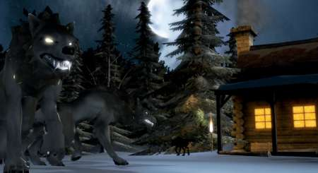 Sang-Froid Tales of Werewolves 8