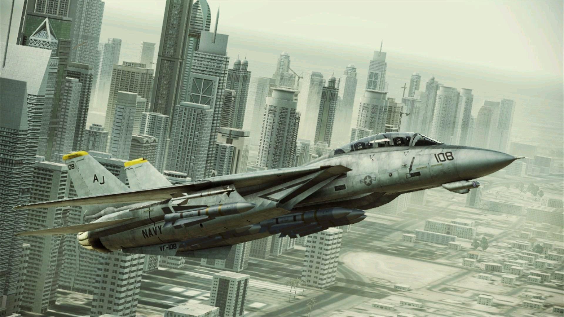 Ace Combat Assault Horizon Enhanced Edition 2