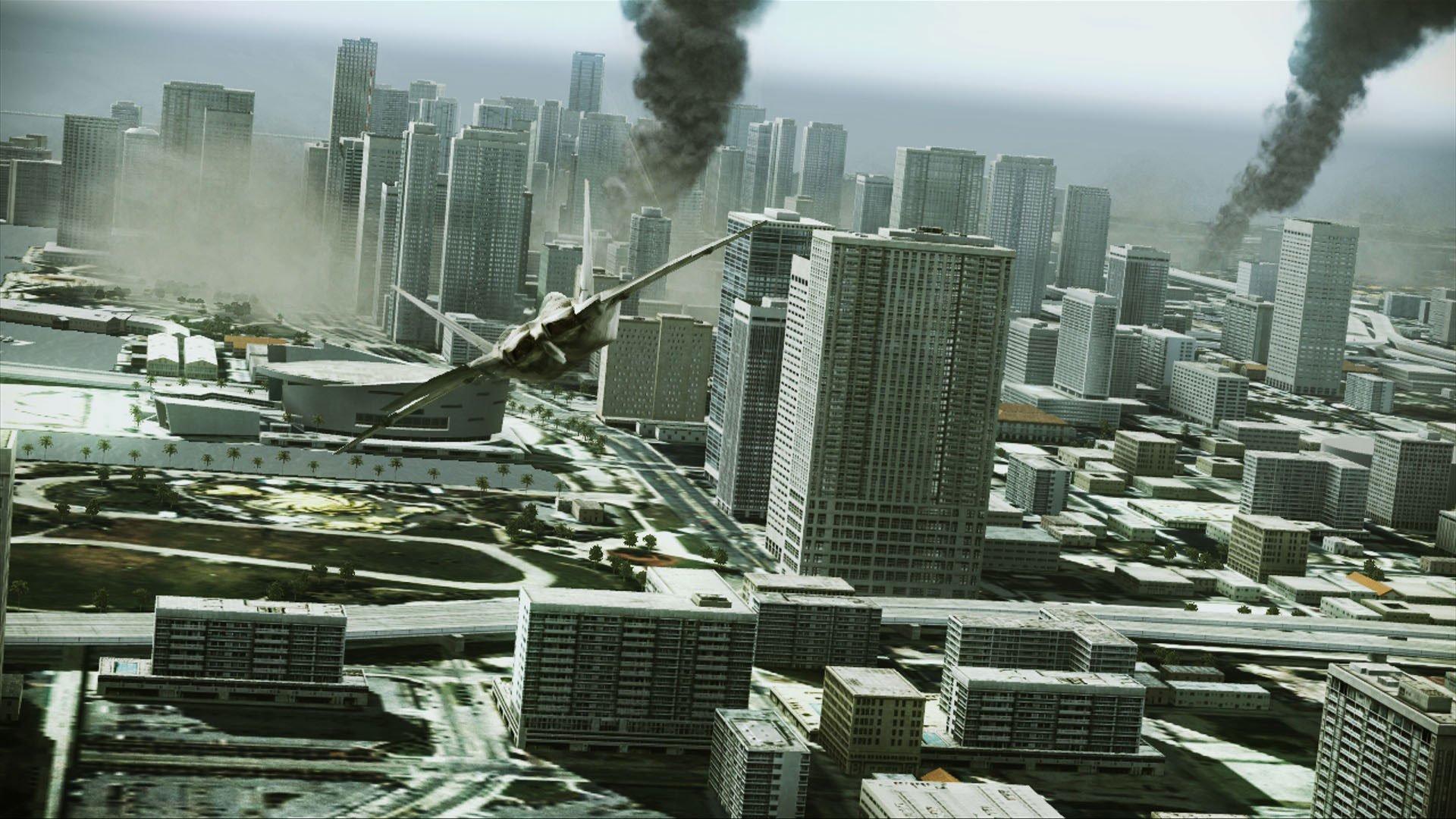 Ace Combat Assault Horizon Enhanced Edition 4
