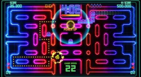 PAC-MAN Championship Edition DX+ All You Can Eat Edition 6