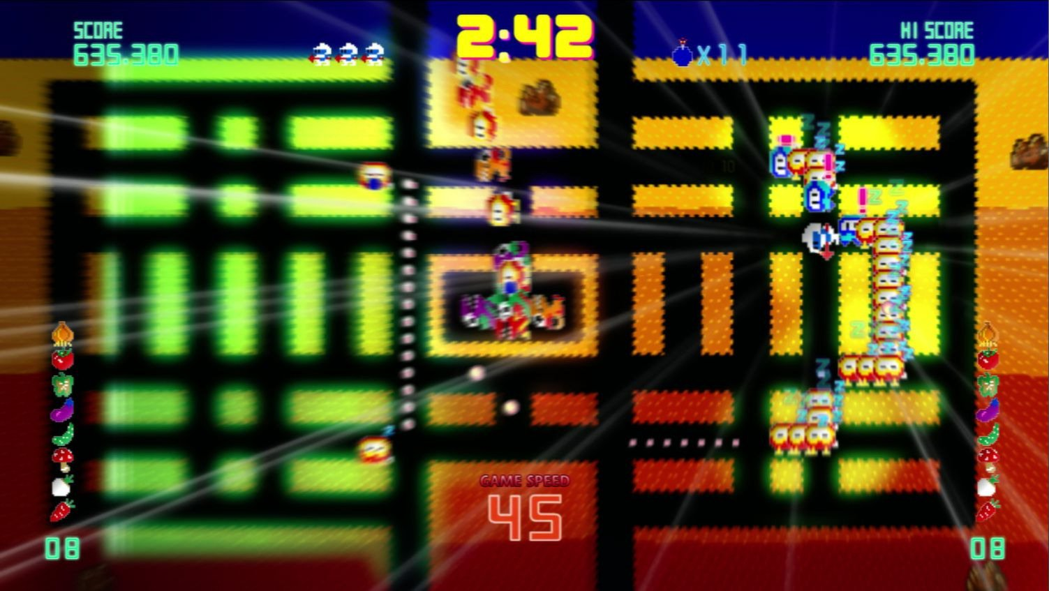 PAC-MAN Championship Edition DX+ All You Can Eat Full Edition 13