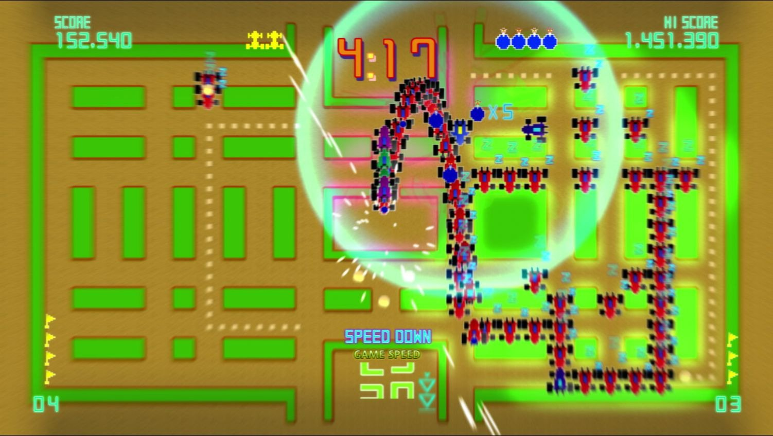 PAC-MAN Championship Edition DX+ All You Can Eat Full Edition 15