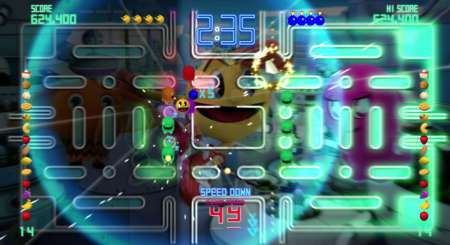 PAC-MAN Championship Edition DX+ All You Can Eat Full Edition 11