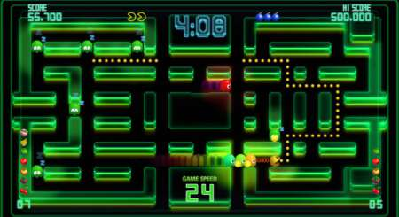 PAC-MAN Championship Edition DX+ All You Can Eat Full Edition 2