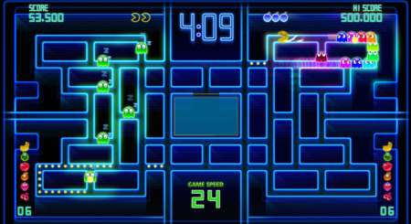 PAC-MAN Championship Edition DX+ All You Can Eat Full Edition 3