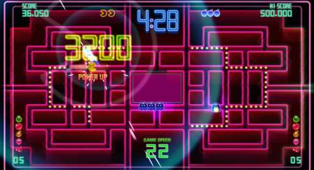 PAC-MAN Championship Edition DX+ All You Can Eat Full Edition 4