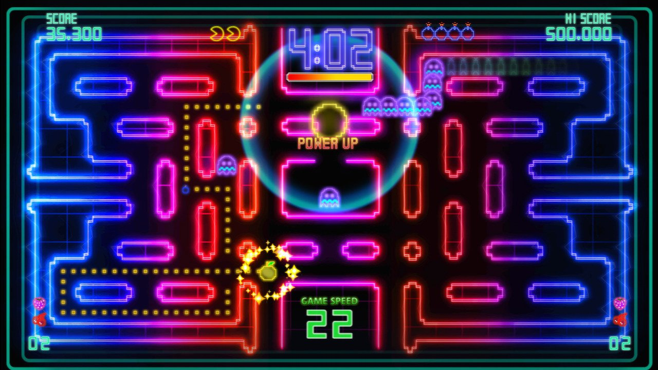 PAC-MAN Championship Edition DX+ All You Can Eat Full Edition 6