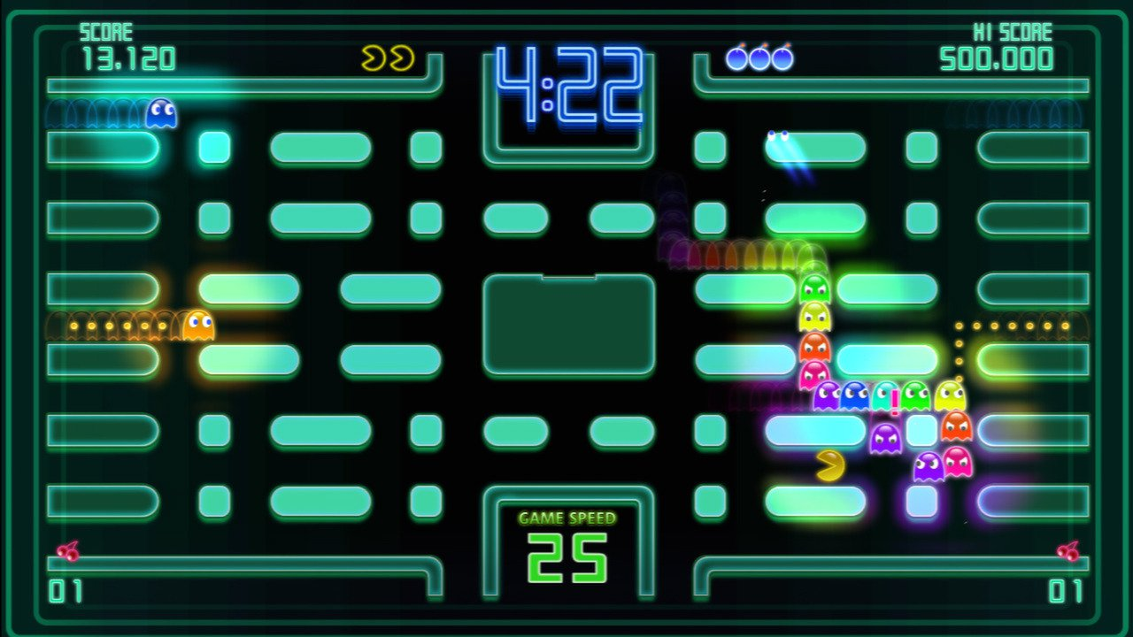 PAC-MAN Championship Edition DX+ All You Can Eat Full Edition 7