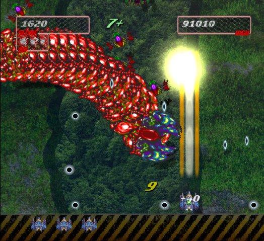 Super Killer Hornet Resurrection 1