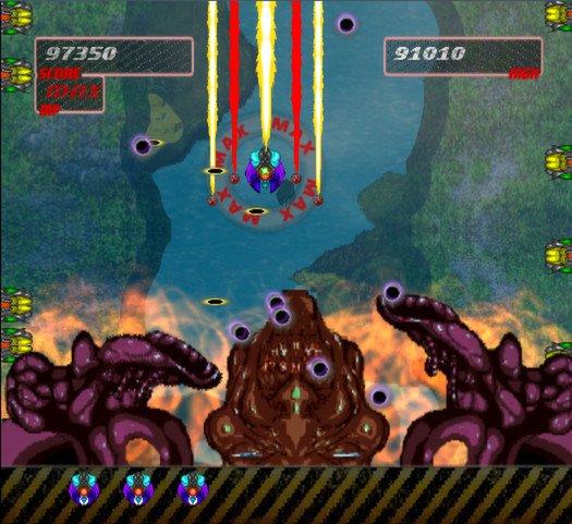 Super Killer Hornet Resurrection 2