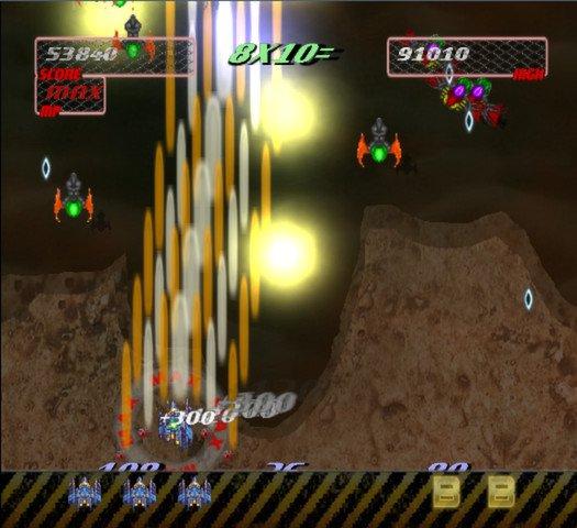 Super Killer Hornet Resurrection 4