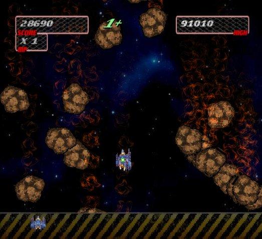 Super Killer Hornet Resurrection 5