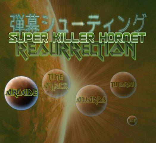 Super Killer Hornet Resurrection 7