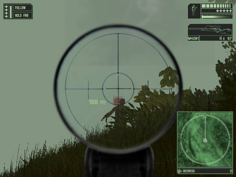 Marine Sharpshooter II Jungle Warfare 2