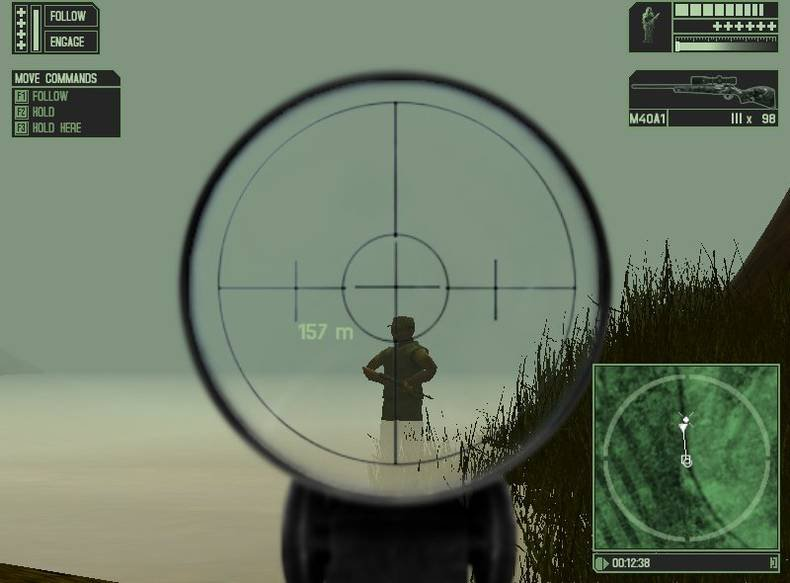 Marine Sharpshooter II Jungle Warfare 3